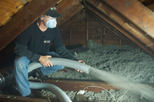 Attic Insulation installed in Florence