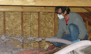 Fiberglass insulation installed South Carolina & North Carolina